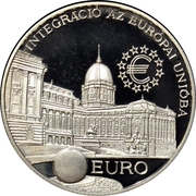 2000 Forint (Integration into the European Union) -  reverse
