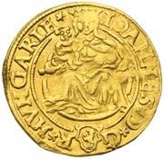 10 Forint - János Szapolyai (1526-1540) -  obverse