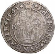 Garas - I. Ferdinánd (1526-1564) -  obverse