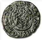 Denár - II. Ferdinánd (1619-1637) -  obverse