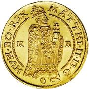 Forint - II. Mátyás (1608-1619) -  obverse