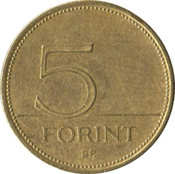 forint hungary numista