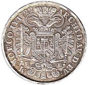 1 Tallér - III. Károly (1711-1740) -  obverse