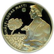 200 Forint (Lúdas Matyi) – reverse