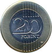 200 Forint – reverse