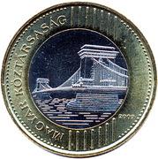 200 Forint -  obverse