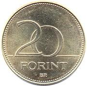 20 Forint -  reverse