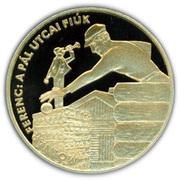 200 Forint (A Pál utcai fiúk) – reverse