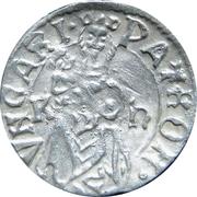 Denár - II. Ulászló (1490-1516) -  reverse