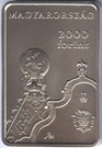 2000 Forint (Geological Institute) – obverse