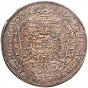 1 Tallér - I. József (1705-1711) -  obverse