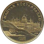 HUNGARY UNGARN HONGRIE 50 FORINT COMMEMORATIVE NATIONAL REVOLUTION 1956 UNC 2006