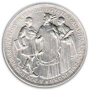 2 Pengő - Miklós Horthy (Pázmány University) – reverse