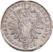 ½ Tallér - Mária Terézia -  reverse