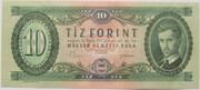 10 Forint – obverse