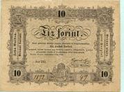 10 Forint (Kossuth bankó) – obverse