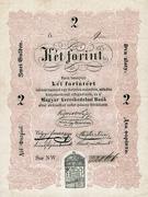 2 Forint (Kossuth bankó) – obverse
