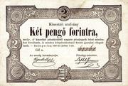 2 Forint  (Treasury Note) – obverse