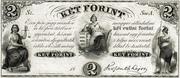 2 Forint (Philadelphia) – obverse