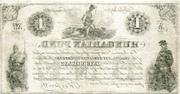 1 Dollar (New York) – reverse