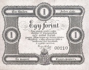 1 Forint (London) – obverse