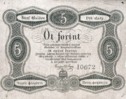 5 Forint (London) – obverse