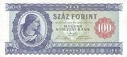 100 Forint – obverse