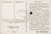10 000 000 Adópengő (Tax note) – reverse