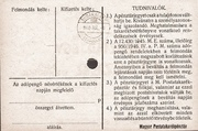 100 000 Adópengő (Tax note; 2nd edition)
