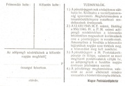 10 000 000 Adópengő (Tax note; 2nd edition) – reverse