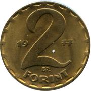 2 Forint -  reverse