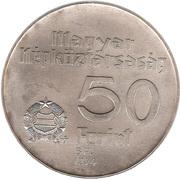 50 Forint (National Bank) -  obverse