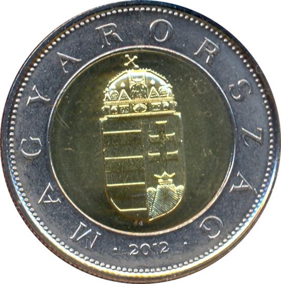100 Forint Hungary Numista
