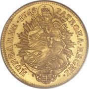 1 Dukát - Mária Terézia -  obverse