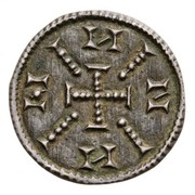 Denár - II. Géza (1141-1162) -  obverse