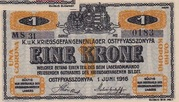 1 Korona (POW Camp; Ostffyasszonyfa) – reverse