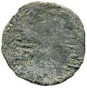 Drachm - Khingila (Lord of Zabul, 2nd ver.) (Hadda-Gandhara mint) – reverse