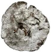 Drachm - Khingila (Hadda mint) – reverse