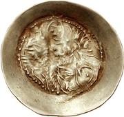 Dinar - Khingila (Gandhara mint) – reverse