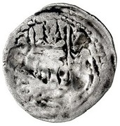 Drachm - Javukha (Taxila mint) – reverse