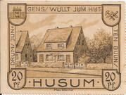 20 Pfennig (Kleinsiedlung Nordmark) – reverse