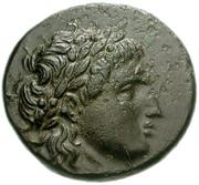 Bronze Æ20 – obverse