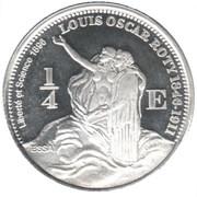 ¼ Euro (Saint Martin) – reverse