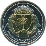 500 Francs (Glorieuses) – obverse