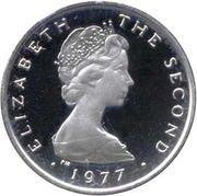 ½ Penny - Elizabeth II (F.A.O. Food For All; silver) – obverse