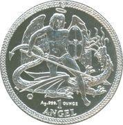 1 Angel - Elizabeth II (30th Anniversary of Angel Coinage) – reverse