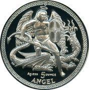 5 Angel - Elizabeth II (Archangel Michael) – reverse