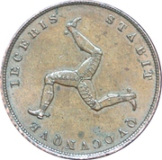 1 Penny - Victoria – reverse