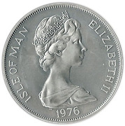 1 Crown - Elizabeth II (United States) -  obverse