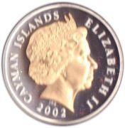 2 Dollars - Elizabeth II (Golden Jubilee) – obverse